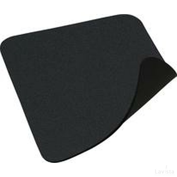 Mousepad zwart