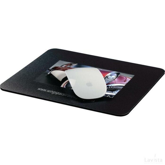 Mousepad-insert Zwart